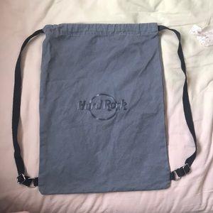 Hard Rock Cafe backpack